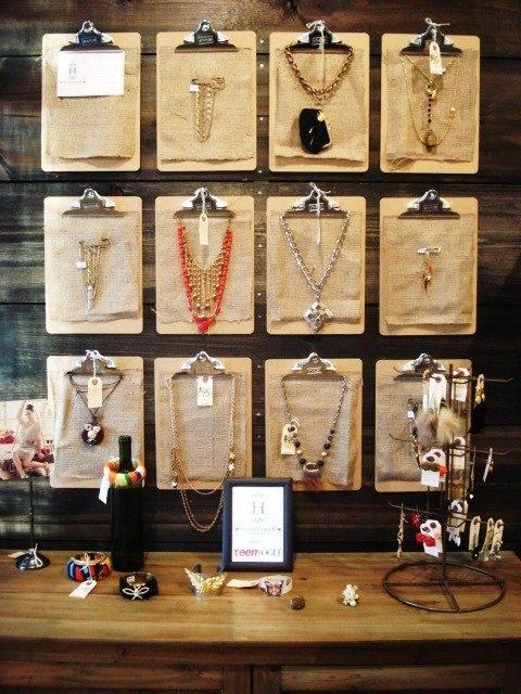 Jewelry Merchandising